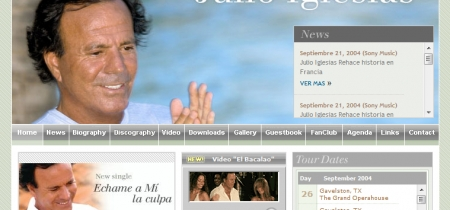 Julio Iglesias - Album Divorcio